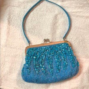 Handbags - Turquoise purse